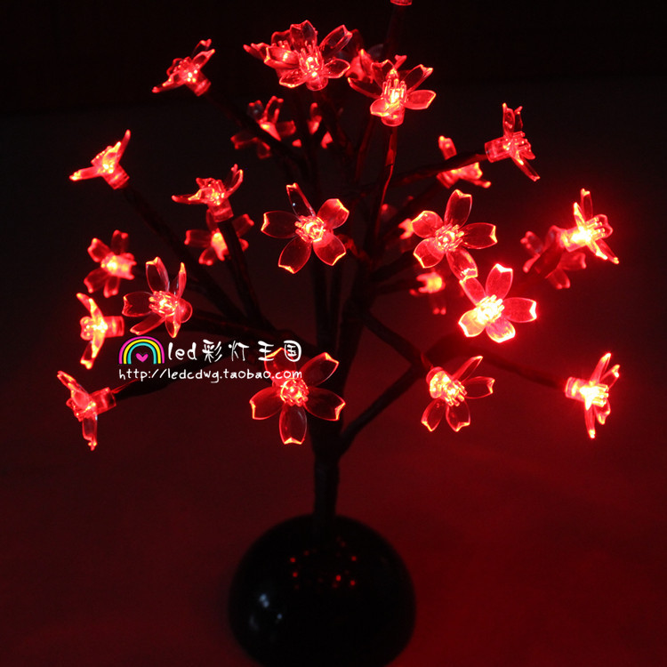 Led Verlichting Keuken Batterij : LED Flower Branch Light