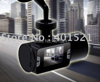 H190 wide angle vehicle recorder vehicle dvr camera Free shipping