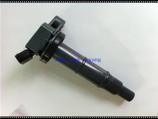 Free shipping IGNITION COIL 90919-02243 90919-02244 FOR TOYOTA AVENSIS CAMRY RAV 4 2.0 2.4(China (Mainland))