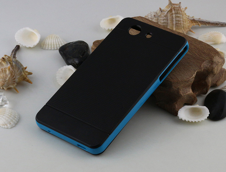 For Sony Xperia Z3 Compact TPU & PC Neo Plastic Hybrid Shell Cover For Sony Z3 mini Case Silicone Phone Case
