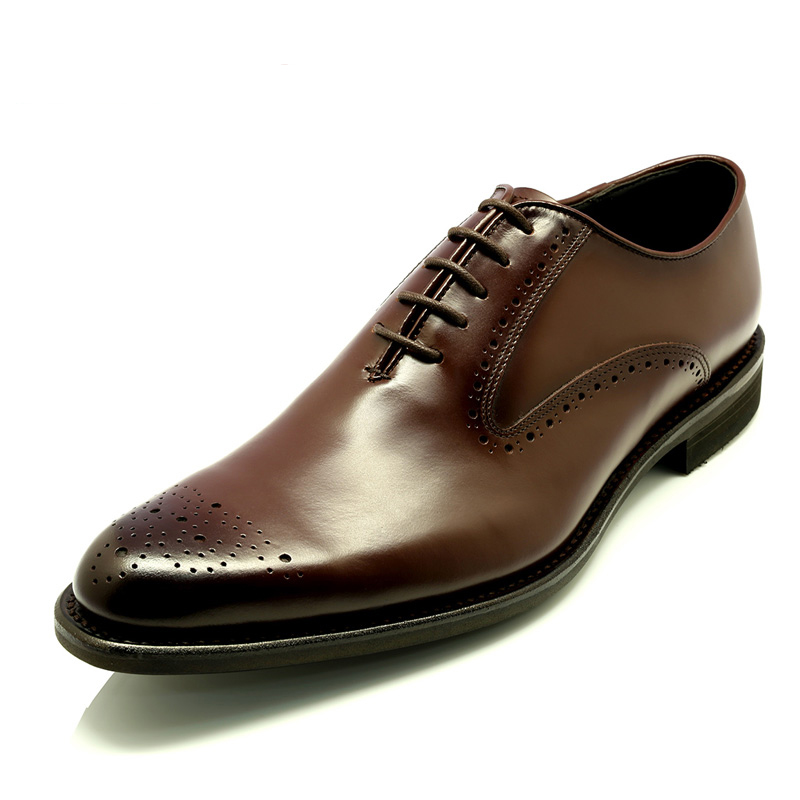 Goodyear men shoes handmade customize leather outsole men leather shoes comfortable durable men dress shoes oxfords<br><br>Aliexpress