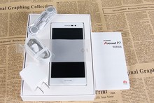 Original Huawei Ascend P7 Quad Core 1 8GHz 5 1920x1080 Dual SIM Card Android 4 4