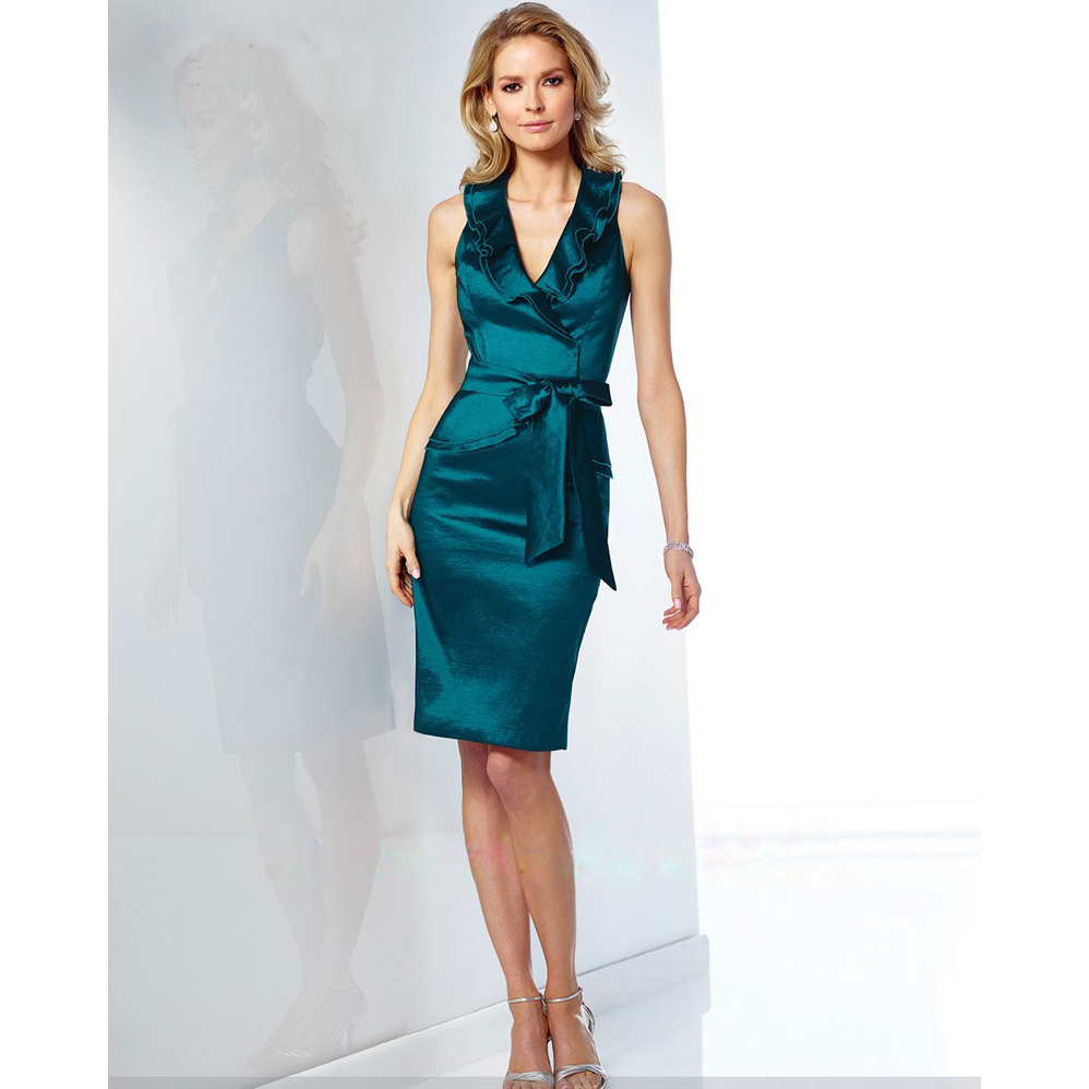 Online Buy Wholesale mother bride dresses peplum from China mother ...