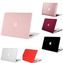MOSISO Brand Plastic Case Cover For Macbook Air 11 13 Pro 13 15 inch Laptop Hard Cover Case For Apple Air/Pro 11.6 13.3 15.4inch