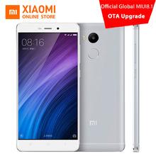 Buy Original Xiaomi Redmi 4 pro Mobile Phone 3GB RAM 32GB ROM Snapdragon 625 Octa Core CPU 5 inch 13.0mp Fingerprint MIUI 8.1 for $209.99 in AliExpress store