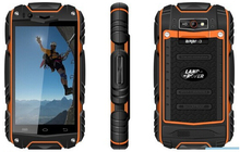 Discovery V8 Waterproof Phone WCDMA 3G GPS 4.0'' Screen MTK6582 Dual Core 1.3GHZ 512 4G Dustproof Shockproof Outdoor Phone(China (Mainland))