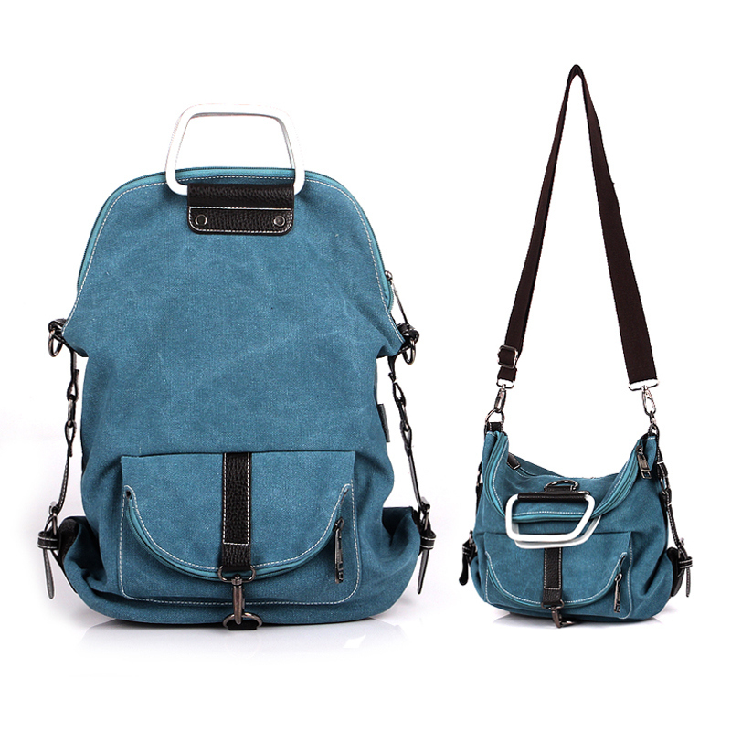 Wonderful Women Daily Backpacks Daypack Girl School Bag PU Leather Bags Candy