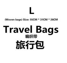 HOT!Free Shipping 2016 New Brand Men Womens Travel Bag Duffle Bags Luggage Handbags 55CM(China (Mainland))