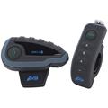V8 BT Interphone with Remote Controller FM NFC 5 Riders Bluetooth Motorcycle Intercom 1200M Intercomunicador V8