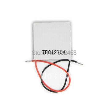 1pcs/ lot, TEC12704Peltier,12704TEC Thermoelectric Cooler Peltier 12V,