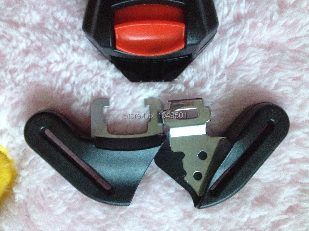 Safety Buckle For Car Seat Car Child Safety Seat Cart