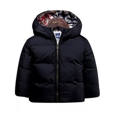New baby down coat ski suit winter jacket for girls and boys infant overcoat mon warm white duck down children clothes outwear(China (Mainland))