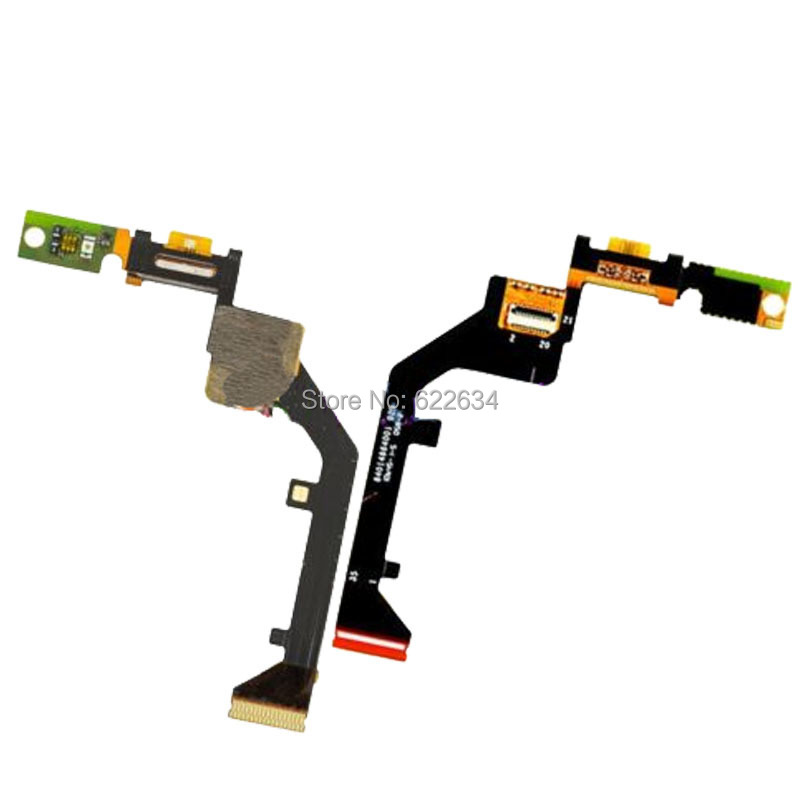 For Motorola Droid Razr HD XT925 XT926 Flex Cable + Headphone Jack, Mic and Volume Button Connector(China (Mainland))