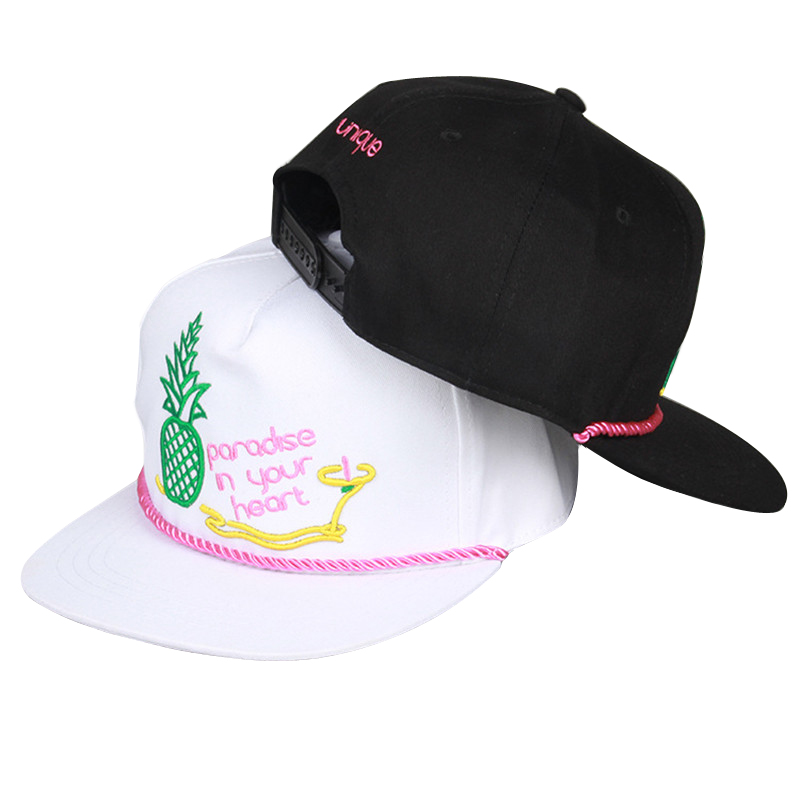 JX-451New arrival in June snapback caps with all kinds of fruit logo adjustable back baseball hat cotton fabric for young people(China (Mainland))