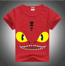 Hot Popular How To Train Your Dragon 2 For Children Baby Boys Girls Cotton T Shirt