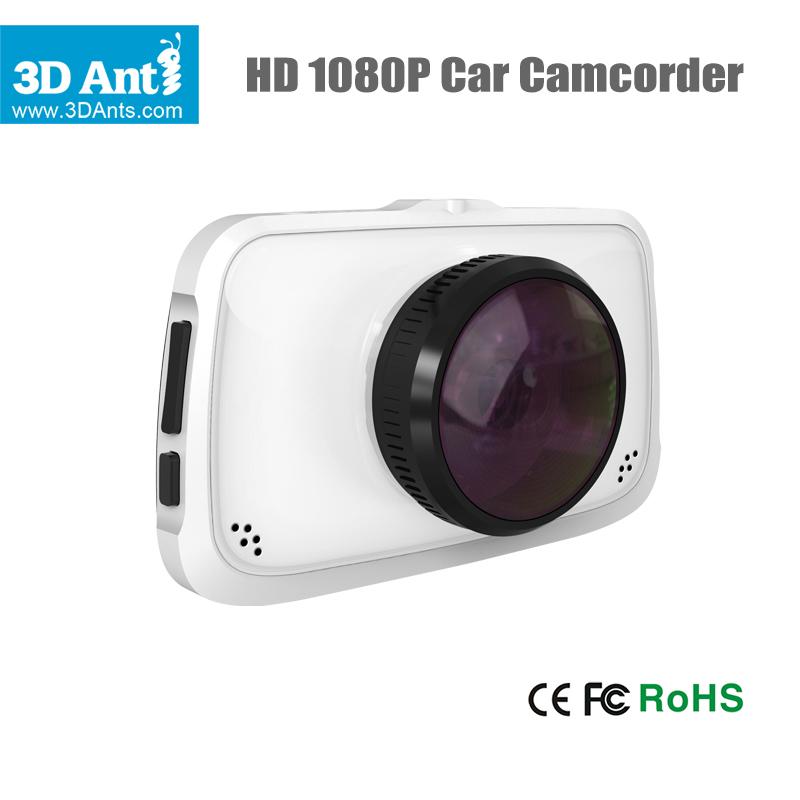 "NEW FHD 1080P Dash Cam 3.5"" Screen Car dvrs Night Vision Vehicle DVR Camera G-sensor multilingual German Japanese Spanish(China (Mainland))"