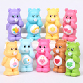 Care Bears Movie II A New Generation Miniature Cartoon Action Figure Kids Toys GIft For Boys