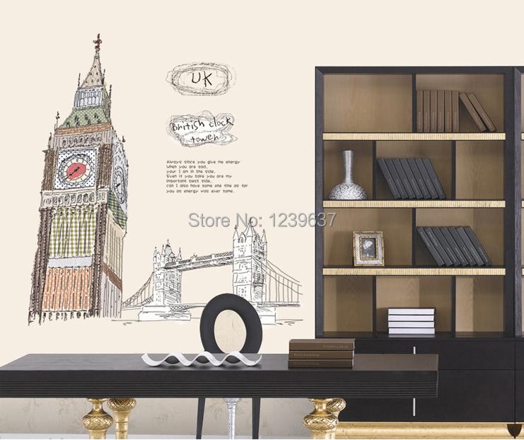 B timents c l bres du monde s rie britannique horloge tour - Bon de reduction maison du monde ...