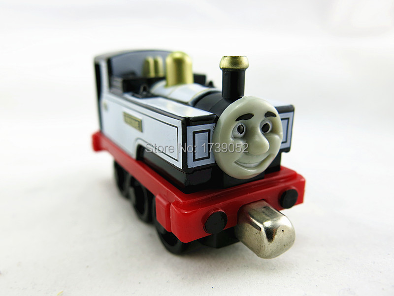 Thomas & Friends Metal Diecast FREDDIE Toy Magnetic Take N Play Train Cars Kid Toy loose Free Shipping(China (Mainland))