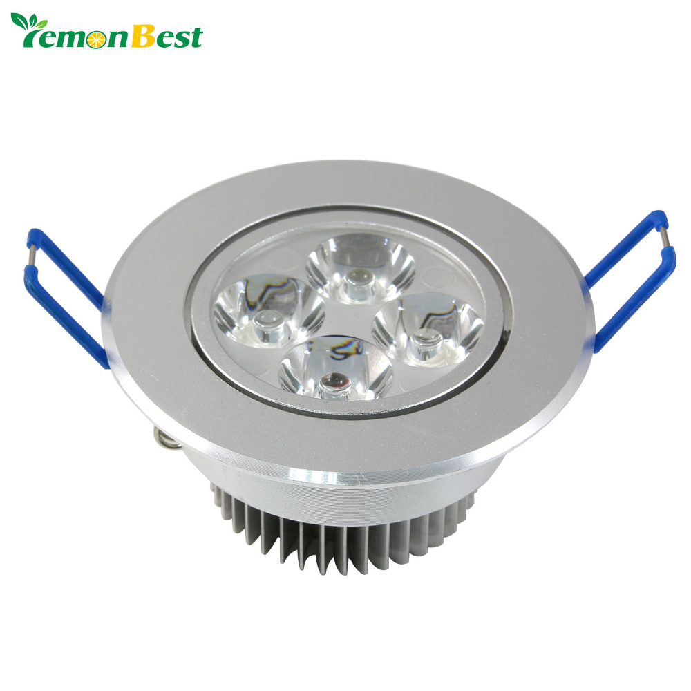 4w 5w recessed ceiling downlight led lamp recessed cabinet wall bulb