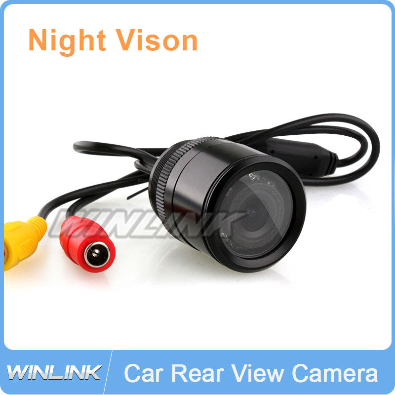 9 LED Night Vision Color Parking Assistance Digital Car Rear View Camera<br><br>Aliexpress