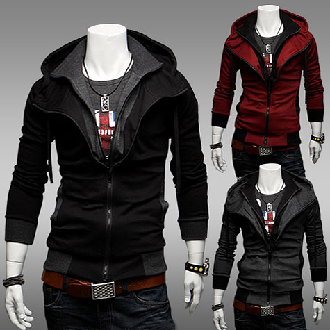 Mens Hoodies Designer | Fashion Ql