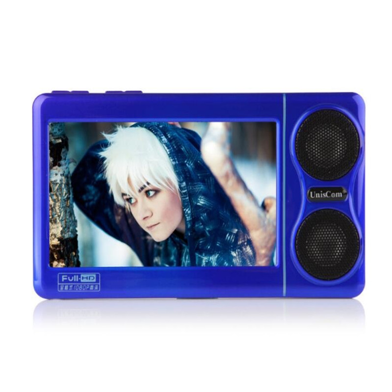 Newest Touch 8GB 4.3 MP5 Player With 2 Headphone jacks Movie Radio Mp5 Player Reproductor Mini Mp5 Music Sport Video Player(China (Mainland))