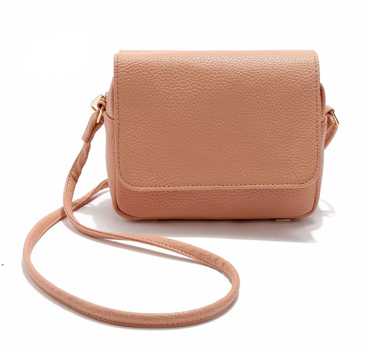 2015 Women's Leather Handbag Messenger Bag Cross body Shoulder Bags Small Mini Crossbody Bags Casual Travel Satchel Purses