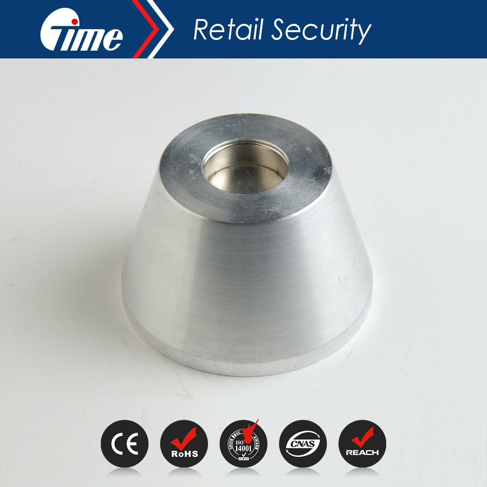 ONTIME New Arrival Super Golf Detacher Security Tag Detacher EAS Tag Remover Magnetic Intensity 9000GS DT4009(China (Mainland))