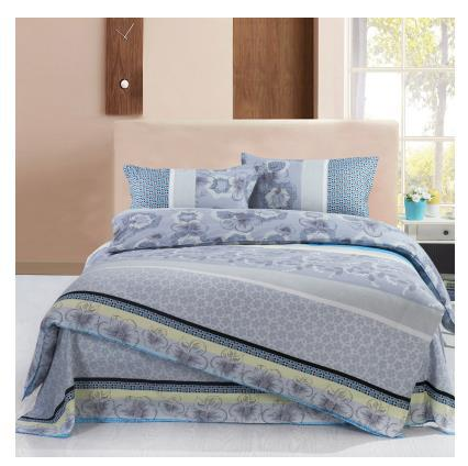 Free shipping a variety of colors and comfortable cotton bedding set bed linen(China (Mainland))