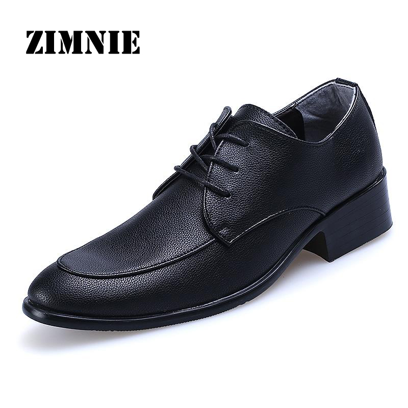 New Fashion Mans Hot-Selling Spring&amp;Autumn Leather Bussiness Shoes For Male Wholesale<br><br>Aliexpress