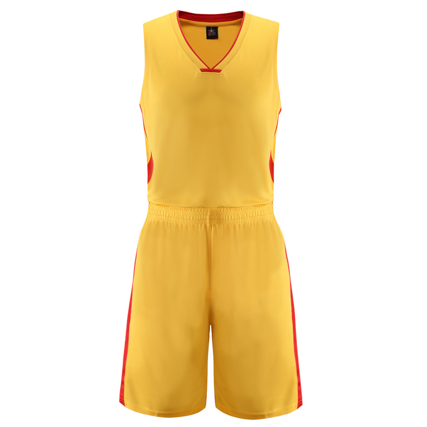 Free shipping 2016 new arrival man's basketball jersey and shorts set shirt basketball jersey set customize Plus size XL-4XL(China (Mainland))