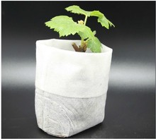 200 Pcs Plant-Fiber Nursery Pots Seedling-Raising Bags Garden Supplies Can Degrade Environmental Protection Full All Size(China (Mainland))