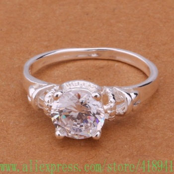 Wholesale 925-sterling-silver ring, 925-silver fashion jewelry, fashion ring /axmajota cjsalaza R523