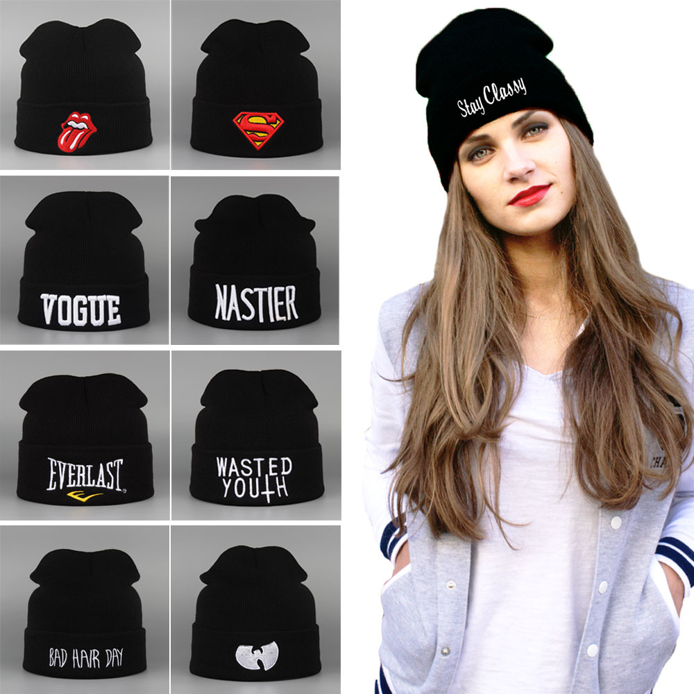 Гаджет  Free Shipping 2014 Brand New Sport Who Winter Cap Men Hat Beanie Knitted Winter Hats For Women And Men Fashion Caps None Одежда и аксессуары