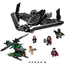 Buy 07019 Batman vs Superman 555pcs Bela Marvel DC Comics Clash Building Blocks figure Toys Compatible lego Birthday for $22.41 in AliExpress store