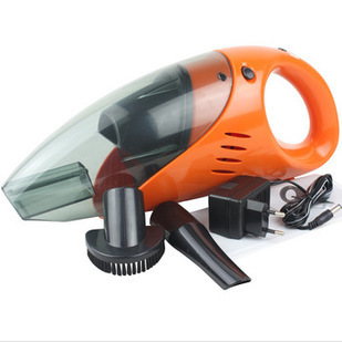 Free shipping cordless hand-held vacuum cleaner Wet and dry of dual-use Portable Rechargeable home aspirateur aspirador de po(China (Mainland))
