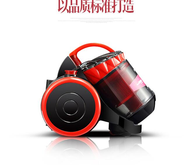 china guangdong Deerma DX178E CANISTER DRY vacuum cleaner household 3L 110-220-240v(China (Mainland))