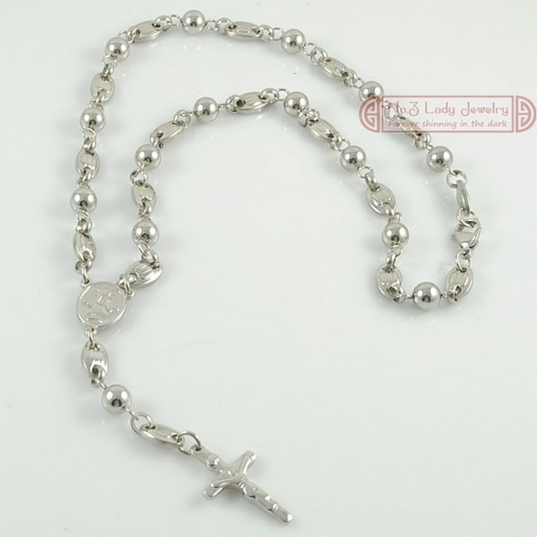 Rosary Cross Necklaces For Men Rosary Necklace Cross