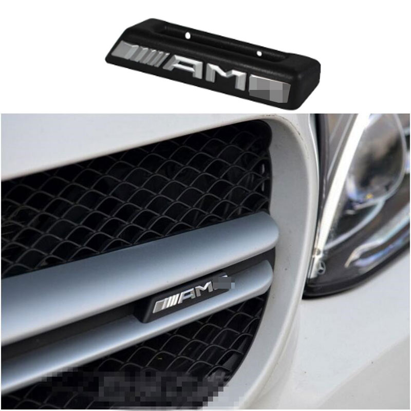 Popular mercedes benz grille badges buy cheap mercedes for Mercedes benz front emblem