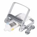 Aluminum Bathroom Set Accessories Rolling Tube Tooth Paste Squeezer Toothpaste Dispenser