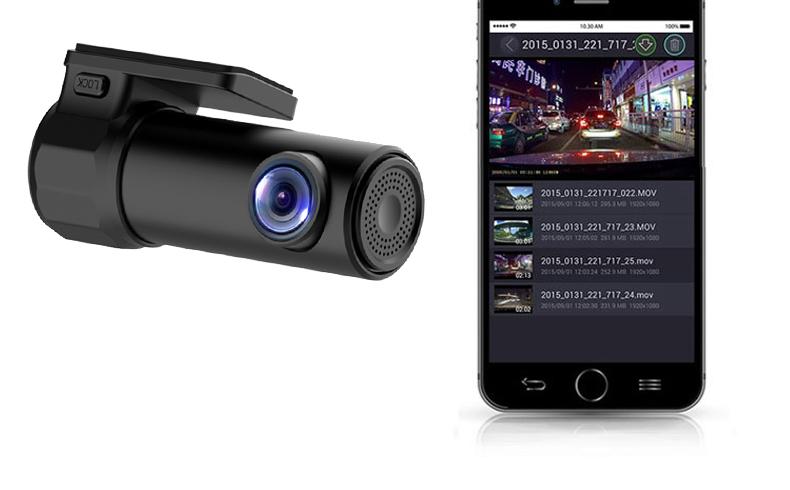 Mini WIFI Car DVR FHD1080P Camera Digital Registrar Video Recorder Dash Cam (14)
