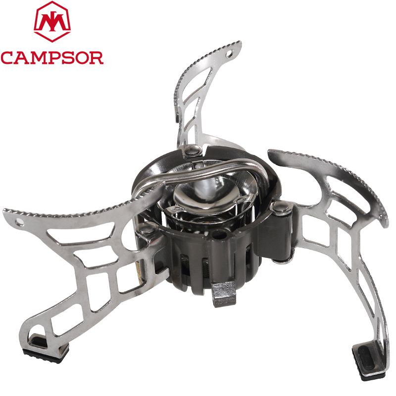 New Arrival Outdoor multi fuel foldable Barbecue Camping Stove Portablegas Gas Stove Fuel Butane(China (Mainland))