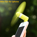 Mini Portable Cool USB Fan Mobile Phone USB Gadget Fans Tester usb Ventilador For Apple IPhone