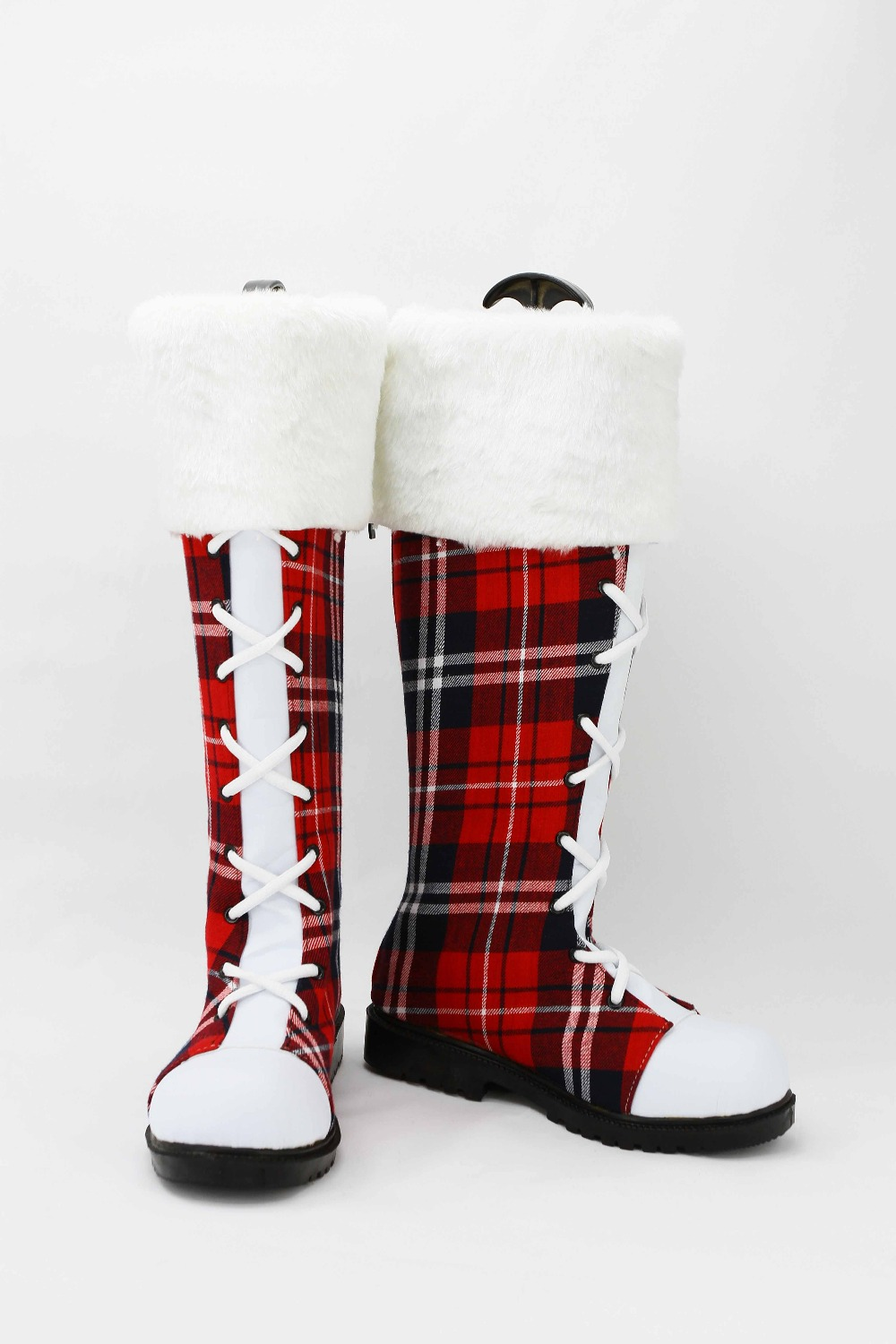Love Live Lovelive Chrismas Cosplay Costume High Shoes Boots Custom Made For Women Girls<br>