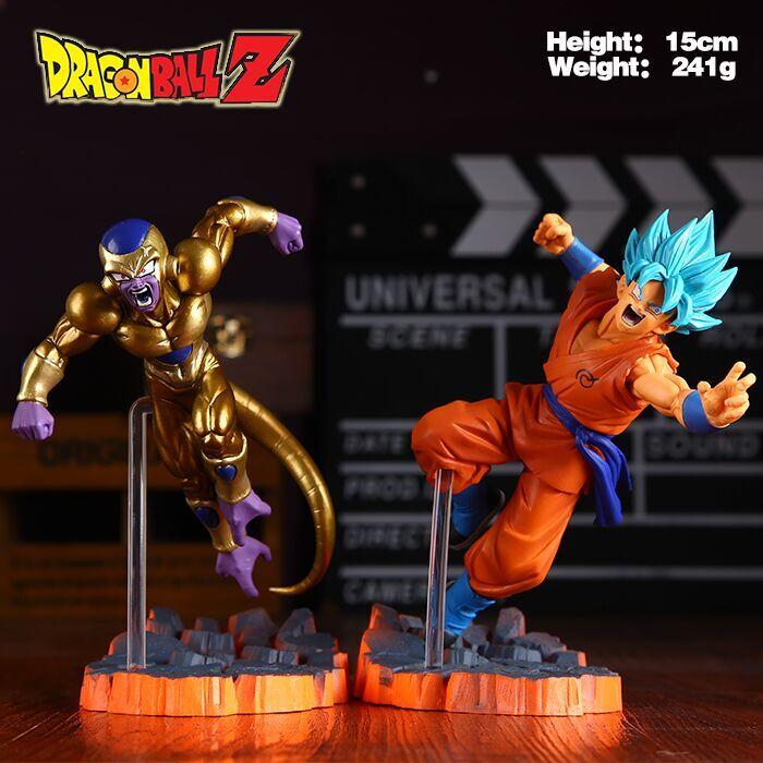 Dragon Ball Z Super Saiyan Goku Son Freeza Freezer Ultimate Form font b Anime b font