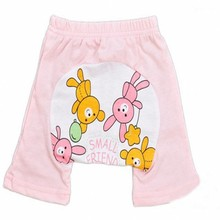 Catoon Toddler Boys Girls Baby Cute Patterns PP Kid Short Pants Trousers Bottoms Free Shipping(China (Mainland))