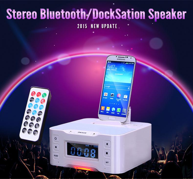 popular dock alarm clock buy cheap dock alarm clock lots from china dock alarm clock suppliers. Black Bedroom Furniture Sets. Home Design Ideas