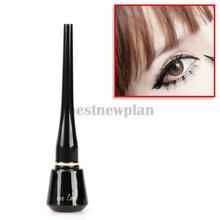 Black Liquid Eye Liner Smooth Waterproof Eyeliner Make Up Easytouse Cosmetic FREE SHIPPING EMS DHL Available