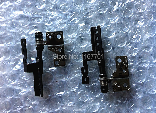 Fast Shipping Hot 100% Original Laptop LCD Left&Right Hinges for Samsung NP-740U3E NP740U3E Series Notebook LCD Monitor Axis(China (Mainland))